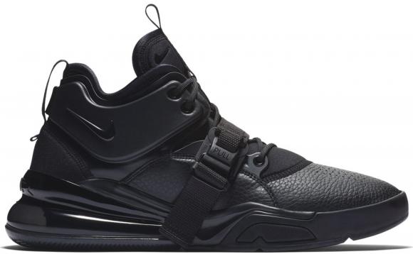 """Nike Air Force 270 """"Triple Black"""" - AH6772-010"""