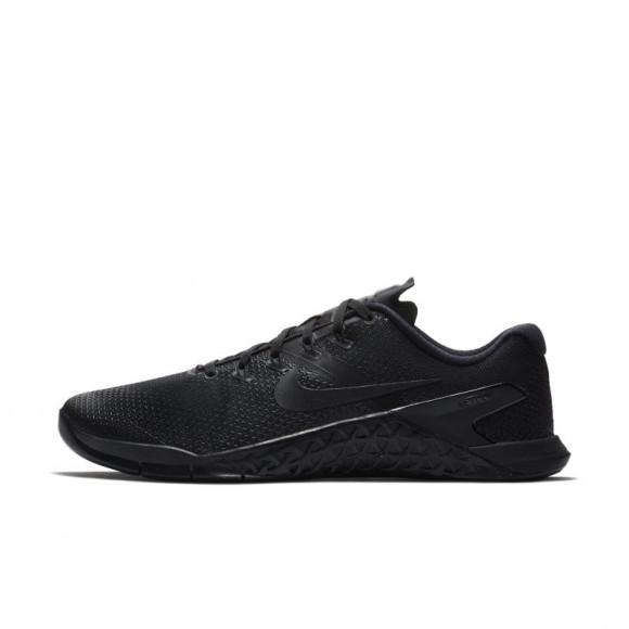 Nike Metcon 4 Men's Cross Training/Weightlifting Shoe - Black - AH7453-001