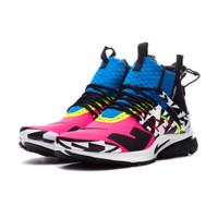Nike AIR PRESTO MID  /   ACRONYM - AH7832-600