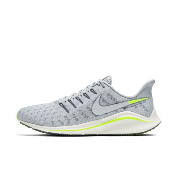 Nike Air Zoom Vomero 14 Men's Running Shoe - Grey - AH7857-009