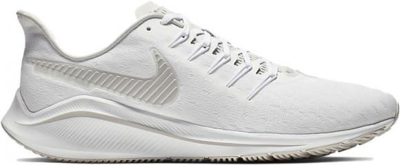 Nike Air Zoom Vomero 14 Men's Running Shoe - White - AH7857-100