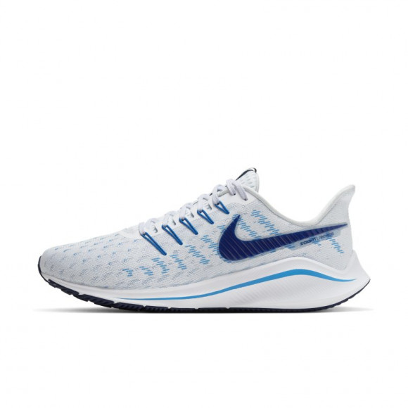 Nike Air Zoom Vomero 14 Men's Running Shoe - White - AH7857-103