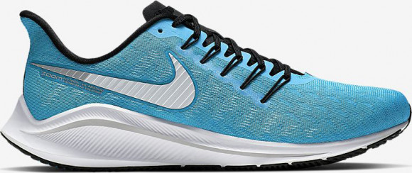 Nike Air Zoom Vomero 14 Men's Running Shoe - Blue - AH7857-401