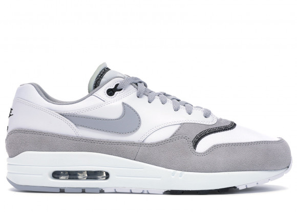 Nike Air Max 1 Wolf Grey White