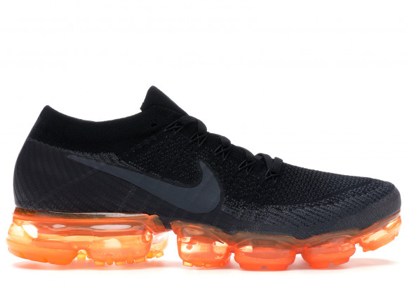Nike Air VaporMax Black Orange - AH8449-001