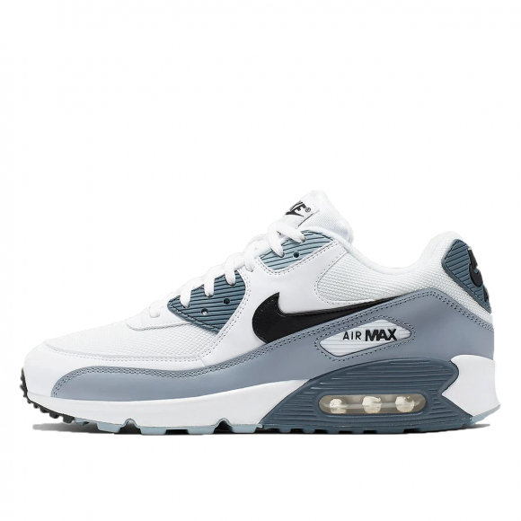 Nike Air Max 90 Essential White Obsidian (2019) - AJ1285-108