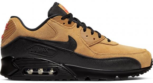 Nike Air Max 90 Wheat Black - AJ1285-700