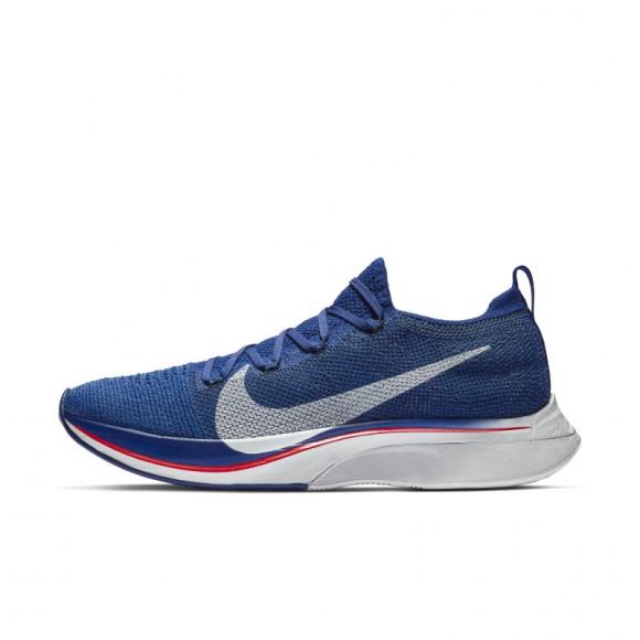 Nike Vaporfly 4% Flyknit Zapatillas de running - Azul - AJ3857-400