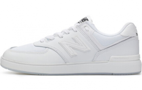 New Balance All Coasts 574 'White' White Sneakers/Shoes AM574SSG ...