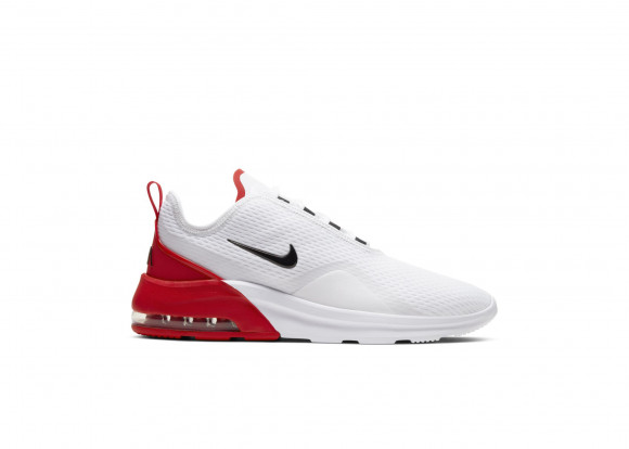 Nike Air Max Motion 2 White University Red - AO0266-105