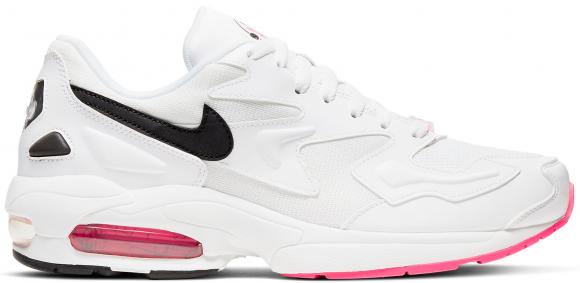 Nike Air Max 2 Light White Black Pink - AO1741-107
