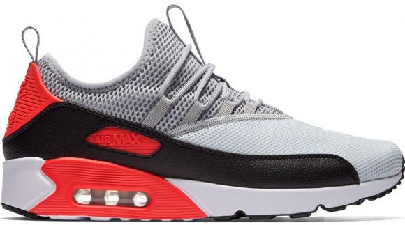 Nike Air Max 90 EZ Wolf Grey Bright Crimson