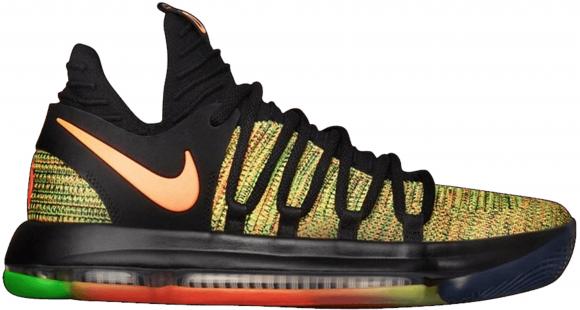 Nike KD 10 Peach Jam - AO1748-001