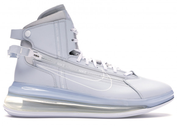 Nike Mens Nike Air Max 720 Satrn Mens Shoes Grey White Size 09 5 Ao2110 003