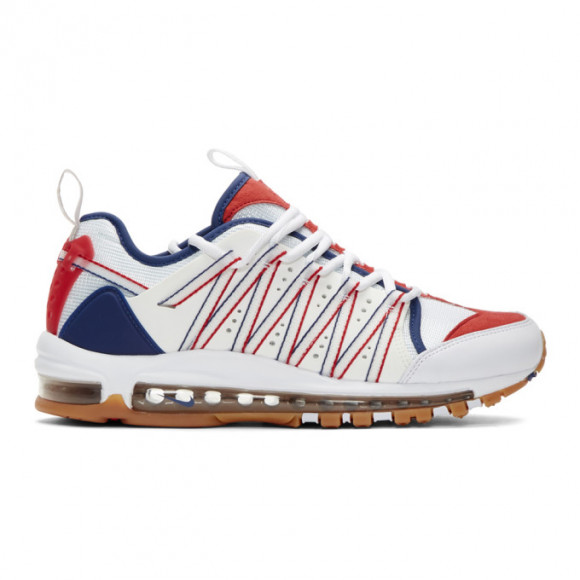 Nike White Clot Edition Air Max 97 Haven Sneakers - AO2134
