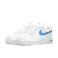 Nike Air Force 1 Low White University Blue - AO2423-100