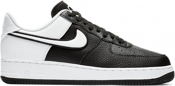 Nike Air Force 1 '07 LV8 1 Black White - AO2439-001