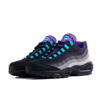Nike Air Max 95 Black Court Purple Teal Nebula - AO2450-002