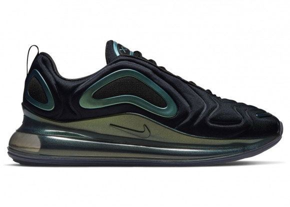 Nike Air Max 720 Black Marathon Running Shoes/Sneakers AO2924-010 - AO2924-010