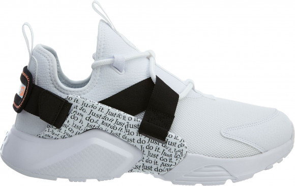 Nike Air Huarache City Low Just Do It Pack White (W) - AO3140-100