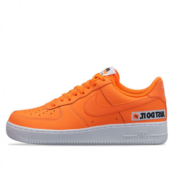 "Air Force 1 Low ""Just Do It Pack"" Orange - AO6296-800"