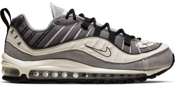 Nike Air Max 98 Inside Out Wolf Grey