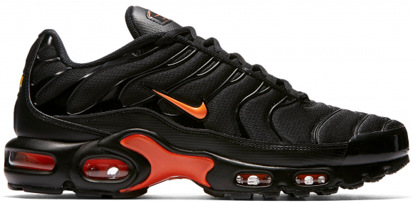 Nike Air Max Plus Black Orange - AO9564-001