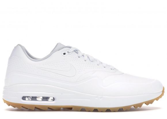 Chaussure de golf Nike Air Max 1 G pour Homme - Blanc - AQ0863-101