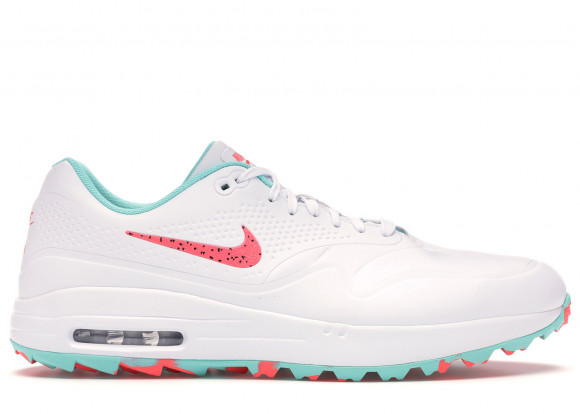 Nike Air Max 1 Golf White Aurora Hot