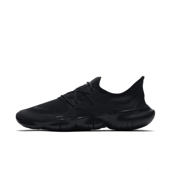 Nike Free RN 5.0 Men's Running Shoe - Black - AQ1289-006