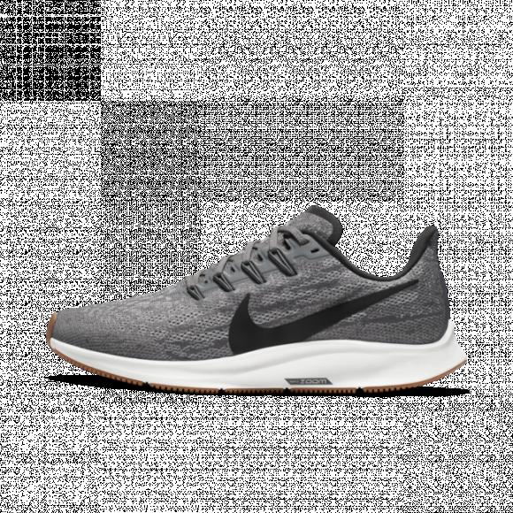 Nike Air Zoom Pegasus 36 Women's Running Shoe - Grey - AQ2210-001
