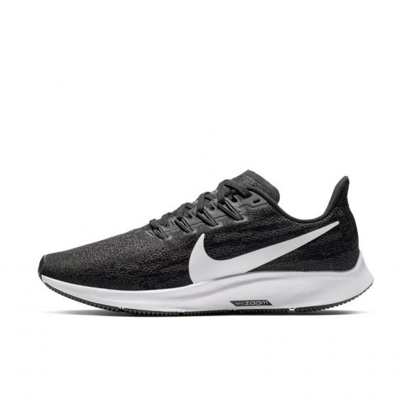Nike Air Zoom Pegasus 36 Women's Running Shoe - Black - AQ2210-004
