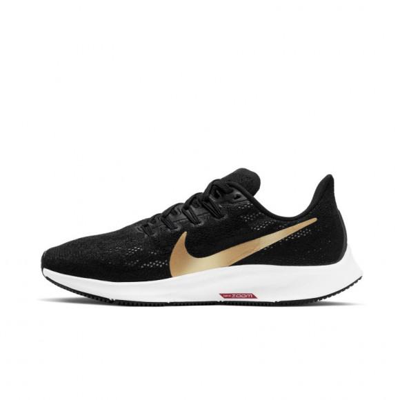 Chaussure de running Nike Air Zoom Pegasus 36 pour Femme - Noir - AQ2210-008