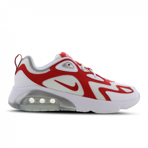 Nike Air Max 200 Men's Shoe White
