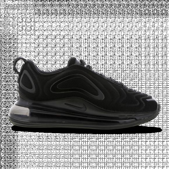 Nike Boys Nike Air Max 720 - Boys' Grade School Shoes Black/Black/Black Size 06.0 - AQ3196-006