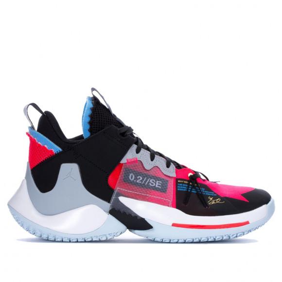 Boys Preschool Nike Air Max 270 RT Shoe Blue Void/Purple/Green Size 13.5 - AQ3562-600