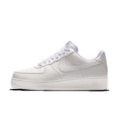 Nike Air Force 1 Low By You Custom Women's Shoe - White