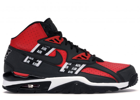 Nike Air Trainer SC High SOA Speed Red - AQ5098-600