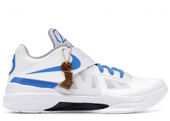 Nike KD 4 Think 16 (Thunderstruck) - AQ5103-100