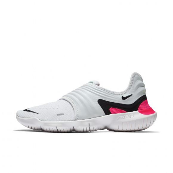Nike Free RN Flyknit 3.0 Women's Running Shoe - White - AQ5708-401