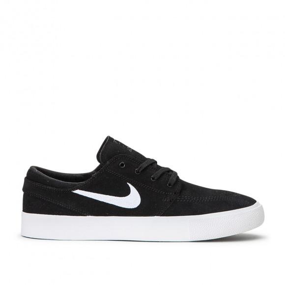Nike Sb Zoom Janoski Rm Black/ White-Thunder Grey-Gum Light Brown - AQ7475-001