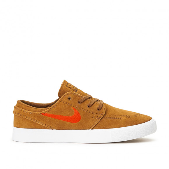 buty nike sb air zoom stefan janoski khakiblack gum light brown