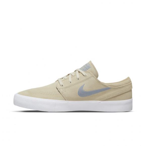 Nike SB Zoom Stefan Janoski RM Skate Shoe - White - AQ7475-205