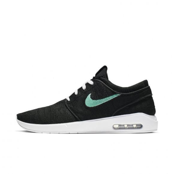 Nike SB Air Max Stefan Janoski 2 Men's Skate Shoe - Black - AQ7477-002