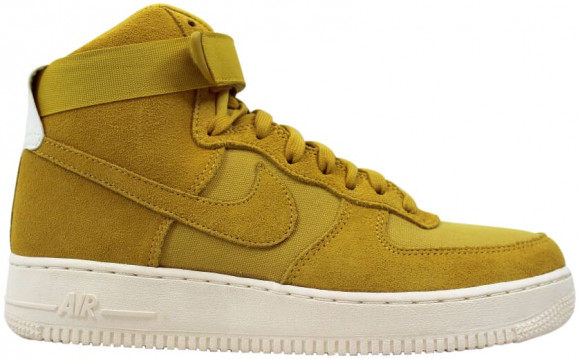 Nike Air Force 1 High '07 Suede Yellow