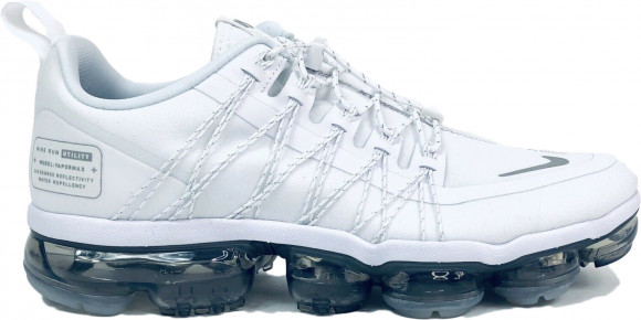 Nike Air VaporMax Run Utility White Reflect Silver (W) - AQ8811-100