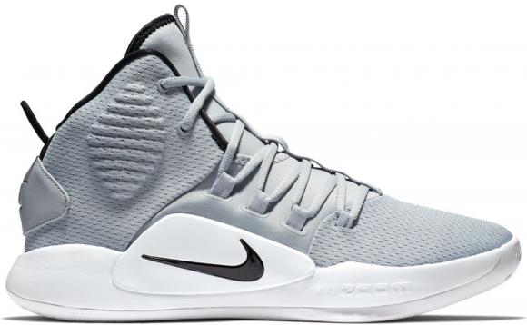 Nike Hyperdunk X Wolf Grey - AR0467-002