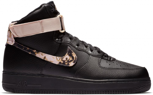 Nike Air Force 1 High Acid Wash Pack Black - AR1954-002