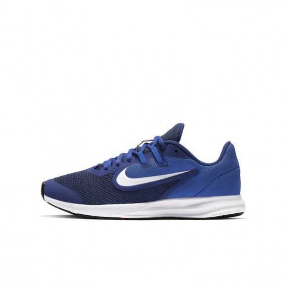 Sapatilhas de running Nike Downshifter 9 Júnior - Azul - AR4135-400