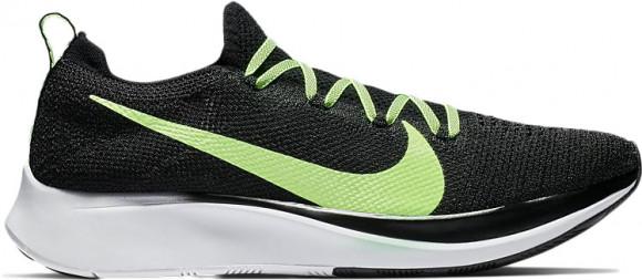 Nike Zoom Fly Flyknit Black Vast Grey